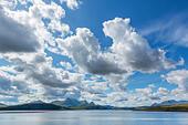 Kyle of Tongue on the North Coast 500 scenic route, Sutherland, Scottish Highlands, Scotland, UK ALMJJ9TJ8  写真素材・ストックフォト・画像・イラスト素材 アマナイメージズ