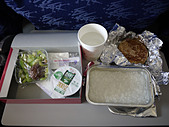chinese airline breakfast inflight meal travel ALMD1M4Y6| 写真素材・ストックフォト・画像・イラスト素材|アマナイメージズ