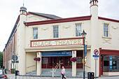 Art Deco Palace Theatre, Appletongate, Newark-on-Trent, Nottinghamshire, England, United Kingdom ALM2C904YN| 写真素材・ストックフォト・画像・イラスト素材|アマナイメージズ