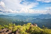 Landscape on Phu Chi Fa Forest Park ALM2C13YDK  写真素材・ストックフォト・画像・イラスト素材 アマナイメージズ