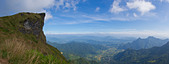 Stunning view form Pu Chi Fa, Chiang Rai,  Thailand ALMDHH6WK  写真素材・ストックフォト・画像・イラスト素材 アマナイメージズ