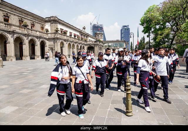 Mexico Mexico City Ciudad de Federal District Distrito DF D.F. CDMX Polanco Hispanic Hispanics Latin Latino Latinos ethnic ethnics minority m ALMMRPC2K  写真素材・ストックフォト・画像・イラスト素材 アマナイメージズ