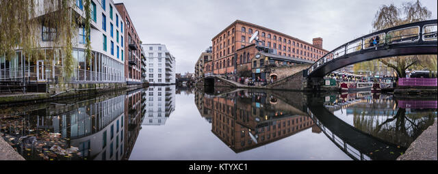 Camden Town panorama ALMKTYXC1| 写真素材・ストックフォト・画像・イラスト素材|アマナイメージズ